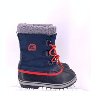 Sorel Boys Winter Boots Size 5